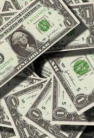 Россия увеличила объем вложений в государственные ценные бумаги США