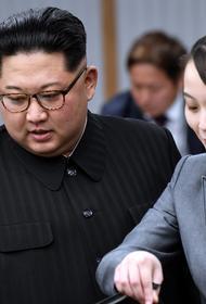 Младшая сестра Ким Чен Ына запретила военные учения НАТО рядом с КНДР