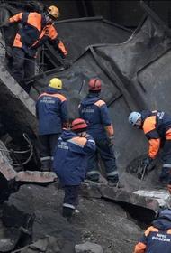 В Приморском крае шахтеры заблокированы завалом под землей, в руднике