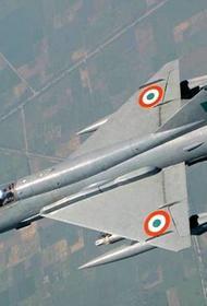 Разбился истребитель МиГ-21 ВВС Индии, пилот погиб