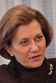 Глава Роспотребнадзора Анна Попова назвала страны, из которых россияне