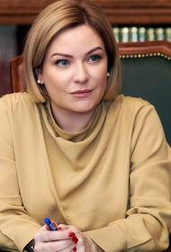 Министр культуры рассказала о своем отношении к Евровидению: «Так себе»