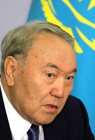 Назарбаев не поддержал идею назвать стадион его именем