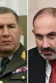 Непотопляемый начальник Генштаба ВС Армении Гаспарян, Пашинян не смог его уволить