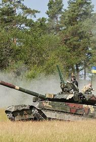 Ресурс Avia.pro: ДНР и ЛНР развернули системы, способные уничтожить за час треть украинских танков в Донбассе