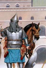 О стратиотах на службе Византии