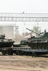 ВСУ сосредоточили в Донбассе 90-тысячную группировку и до 450 танков