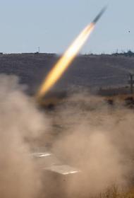 Ракеты, упавшие в турецкой провинции Килис, были пущены с сирийской территории