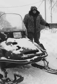В районах Хабаровского края проходит операция «Снегоход»
