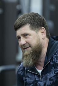 Кадыров прокомментировал ответ Пескова на жалобу чеченских полицейских Путину
