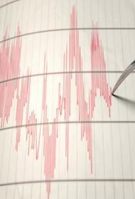Сейсмологи зафиксировали землетрясение магнитудой 5,1 в районе Курильских островов