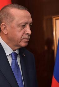 Эрдоган уволил главу ЦБ Турции после резкого повышения ключевой ставки