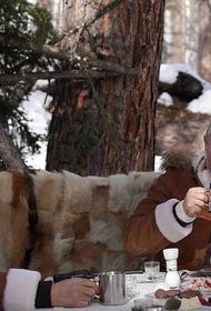 Опубликовано видео с отдыха Путина и Шойгу в тайге