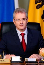 Губернатора Пензенской области Белозерцева поместят в ИВС в Москве