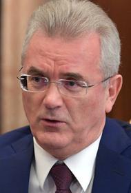 Губернатора Пензенской области Белозерцева заподозрили во взяточничестве