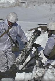 Минометчики ЦВО уничтожили базу условного противника под Самарой
