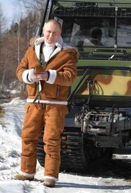 Песков раскрыл детали отдыха на выходных Путина и Шойгу в тайге