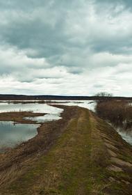 В МЧС назвали регионы, где ожидается весенний паводок