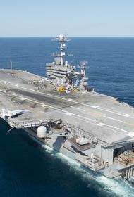 Сайт Avia.pro: российская подлодка с «Калибрами» караулила авианосец США у греческого Крита