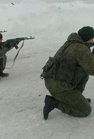 Стартовал третий этап конкурса по армейской тактической стрельбе на первенство ВДВ