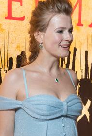 Почему актрисе Софье Эрнст приходилось прятаться на съемках сериала «Угрюм-река»