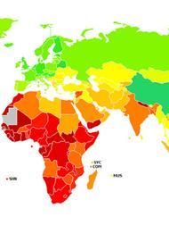 О карте мира, которую вот-вот запретят за «расизм»