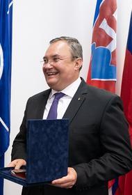 Глава Минобороны Румынии случайно опубликовал секретные данные в Интернете