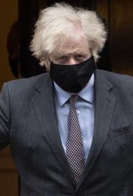 Джонсон назвал «капитализм» и «жадность» причинами успешной вакцинации в Британии