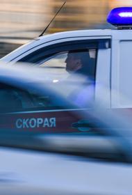 Показаны кадры ДТП в Самаре с участием скорой и автомобиля каршеринга, погибли три человека