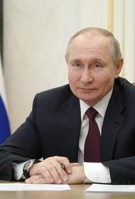 Песков рассказал о самочувствии Путина после прививки от COVID-19
