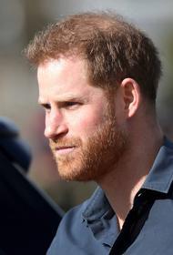 Британский принц Гарри устроился на вторую работу в США