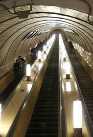 В московском метро пассажир порвал форму полицейскому, проверявшему у него документы