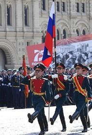 В параде Победы примут участие почти 13 тысяч военнослужащих