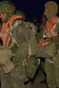 Крымскую группировку войск РФ усилят десантно-штурмовым полком