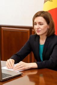 Санду просит Россию помочь в предоставлении вакцины «Спутник V»
