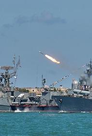 Противолодочные корабли и БРК ЧФ отразили ракетный удар условного противника