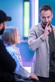 У Дмитрия Шепелева и Екатерины Тулуповой родился ребёнок