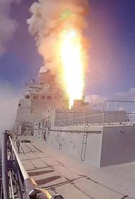 Фрегат «Адмирал Горшков» отразил воздушную атаку и уничтожил береговую цель условного противника