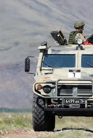Портал Avia.pro: джихадисты атаковали бронемашину «Тигр» из российской военной колонны в Сирии