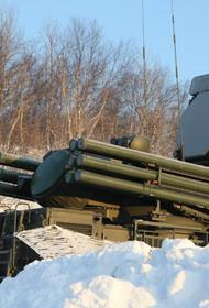 ЗРПК «Панцирь» защитят штаб Северного флота от БЛА условного противника
