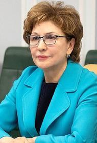 Карелова сообщила о направлении в регионы 3,5 миллиардов рублей для медучреждений