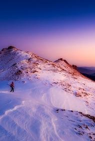Лыжник пропал в Хибинах Мурманской области
