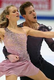 Первое золото на чемпионате мира в танцах на льду спустя 12 лет