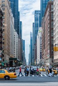 В Нью-Йорке начали применение электронных сертификатов вакцинации от коронавируса