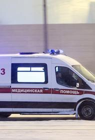В Приморье автомобиль врезался в дерево, двое погибших