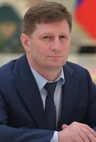 Правозащитники сообщили, что экс-губернатор Хабаровского края Фургал хочет сделать заявление для СМИ