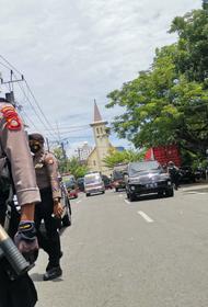 Посольство РФ в Индонезии уточнило, были ли среди пострадавших при взрыве россияне