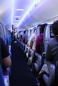 Росавиация сообщила о создании комиссии для расследования аварийной посадки Boeing, где экипаж якобы довел пассажиров до паники