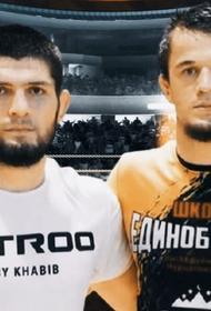 Брат Хабиба Нурмагомедова через несколько дней дебютирует в боях Bellator