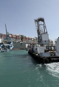 Советник президента Египта заявил о возобновлении навигации на Суэцком канале и назвал виновных